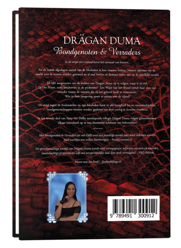 Drägan Duma boek 2 hardcover
