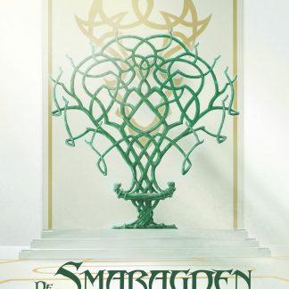 Voorkant De Smaragden Troon
