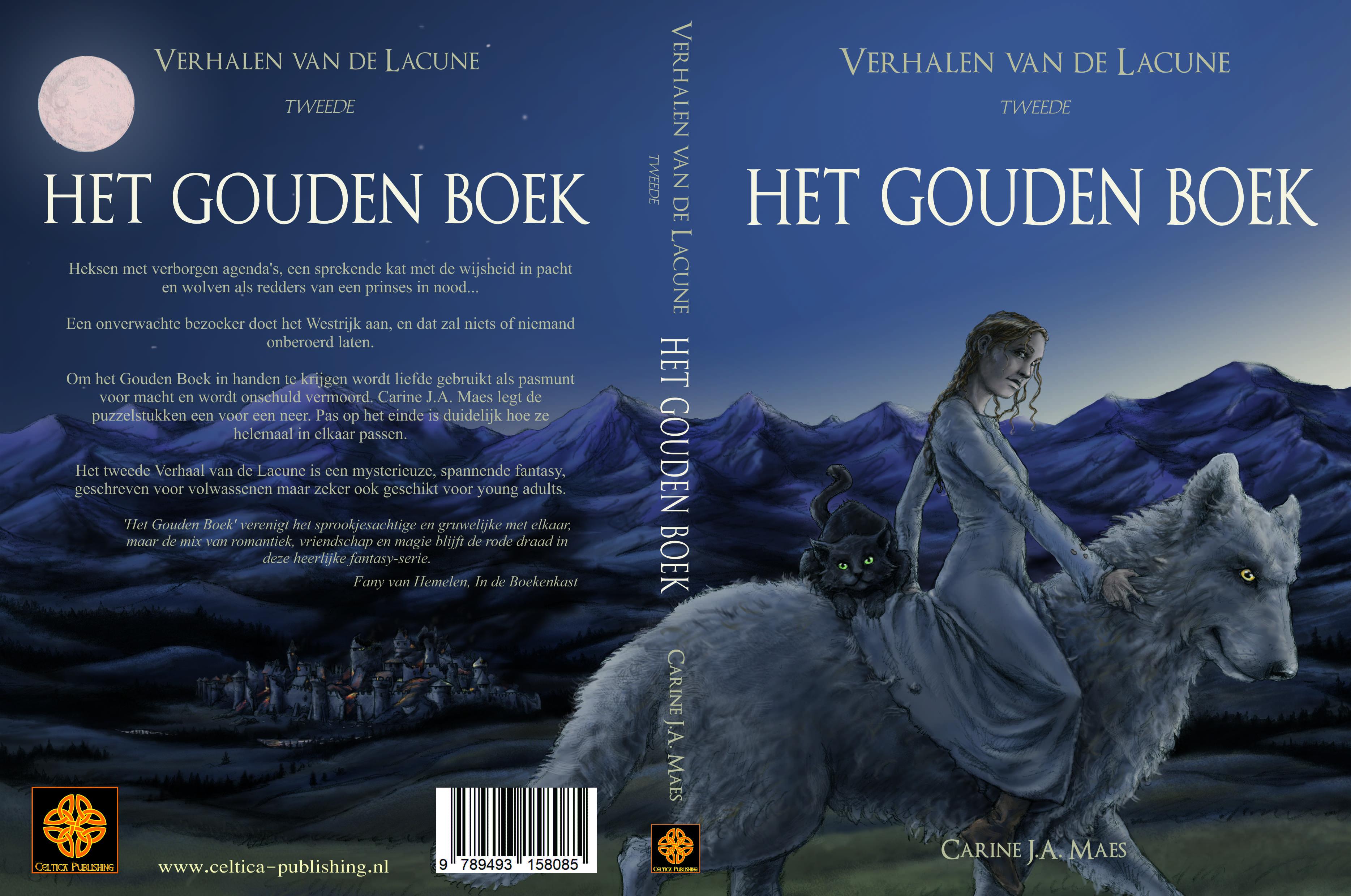 Omslag Het Gouden Boek