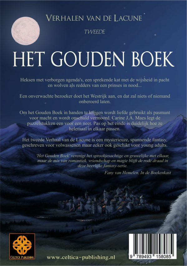 Achterkant Het Gouden Boek