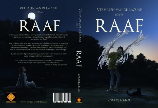 Omslag Raaf