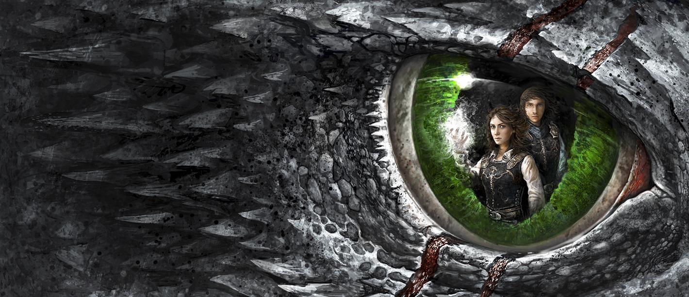 Drägan Duma - Het Zwarte Kristal (hardcover)