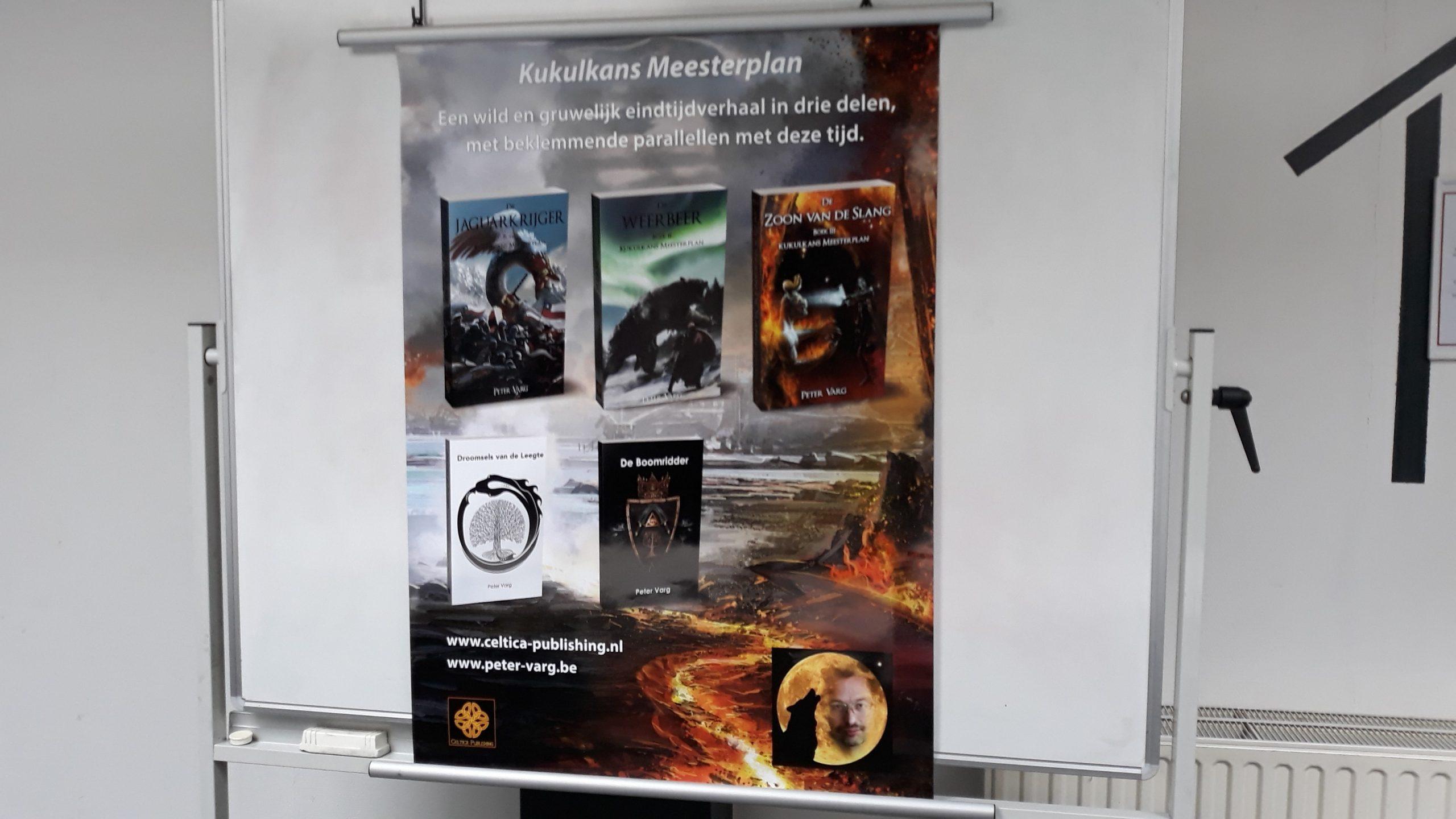 Poster trilogie plus verhalenbundels