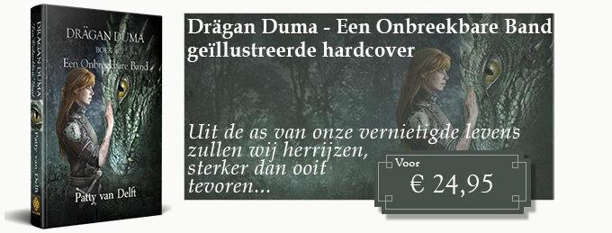 Reclame Drägan Duma - Een Onbreekbare Band Hardcover