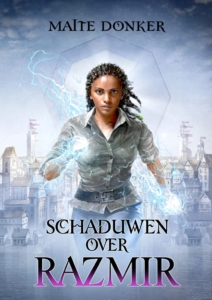 Cover Schaduwen over Razmir