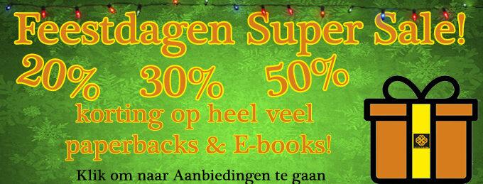 Feestdagen Super Sale