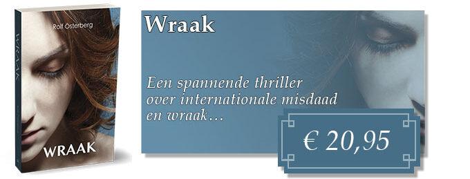 reclame Wraak